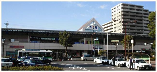 京成電鉄臼井駅